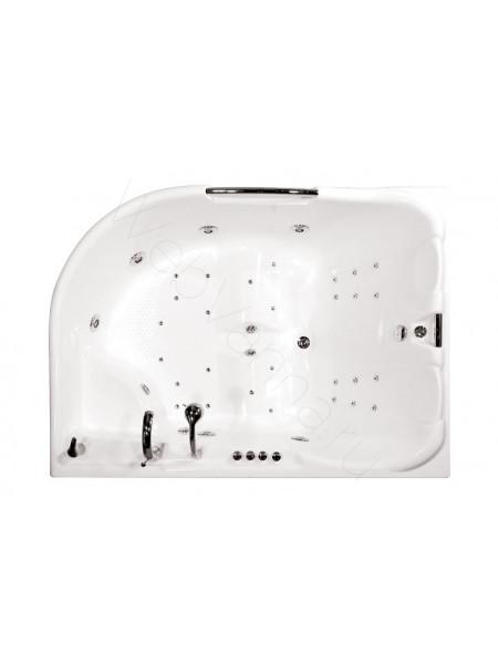 Гидромассажная ванна Тритон Респект 180х130 правая