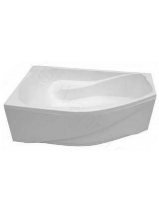 Акриловая ванна Тритон Скарлет 167х96 правая