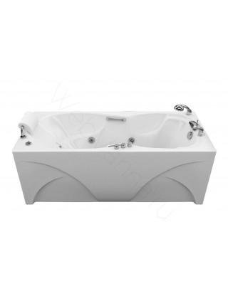 Гидромассажная ванна Тритон Цезарь 180х80