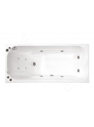 Гидромассажная ванна Тритон Берта 170х70