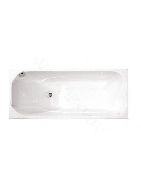 Акриловая ванна Тритон Чарли 150х70