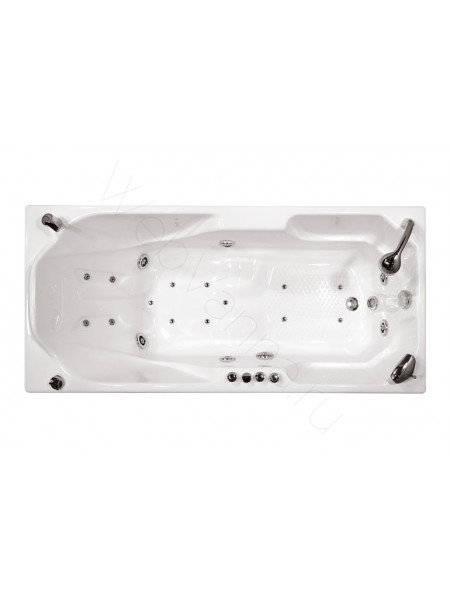 Гидромассажная ванна Тритон Диана 170х75