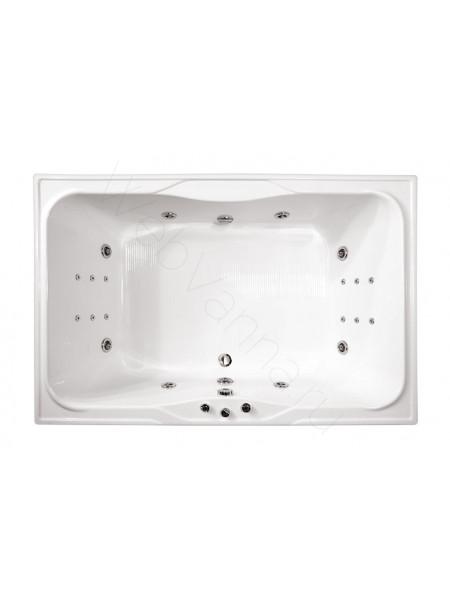 Гидромассажная ванна Тритон Соната 180х115