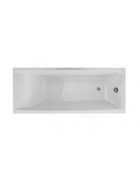Акриловая ванна Тритон Джена 160х70