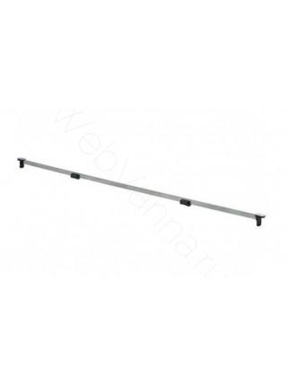 Дизайн-вставка Viega Advantix Vario 686284, 300-1200 мм, матовая, нерж. сталь