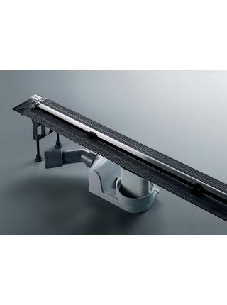 Дизайн-вставка Viega Advantix Vario 686291, 300-1200 мм, глянцевая нерж. сталь