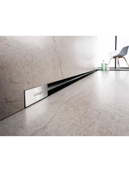 Дизайн-вставка Viega Advantix Vario 736576, 300-1200 мм, хром глянцевый, нерж. сталь