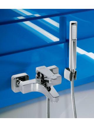 Смеситель для ванны и душа Vitra Q-Line A40778EXP