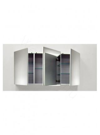 Зеркальный шкаф Bandhours Bora Br1100.12, 110 см, шпон мокко