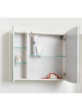 Зеркальный шкаф Bandhours Bora Br500.12, 50 см, белый
