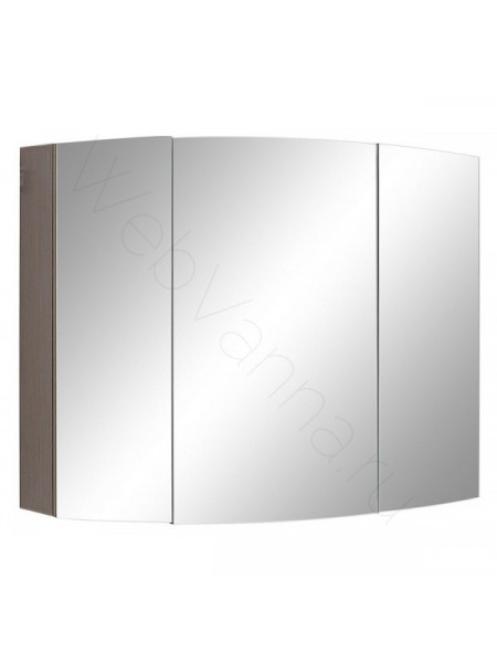 Зеркальный шкаф Bandhours Bora Br700.12, 70 см, шпон мокко