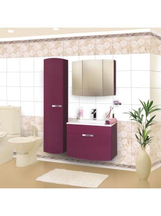 Зеркальный шкаф Bandhours Bora Br1100.12, 110 см, белый