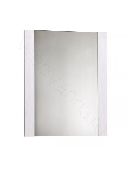 Зеркало Valente Massima M550.11, 55 см, белое