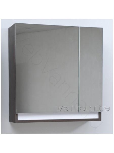 Зеркальный шкаф Valente Massima M500.12, 50 см, шпон мокко