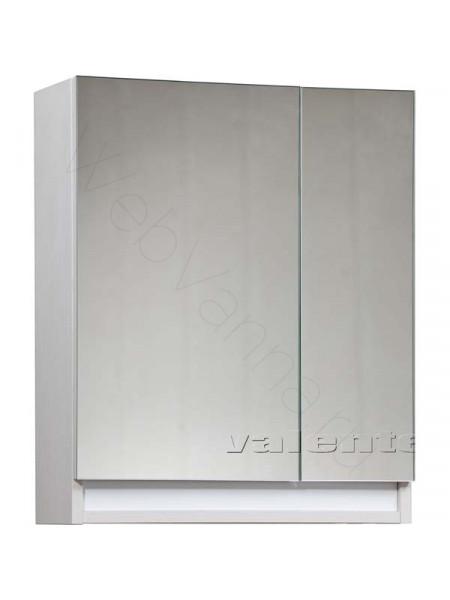 Зеркальный шкаф Valente Massima M500.12, 50 см, шпон кремовый