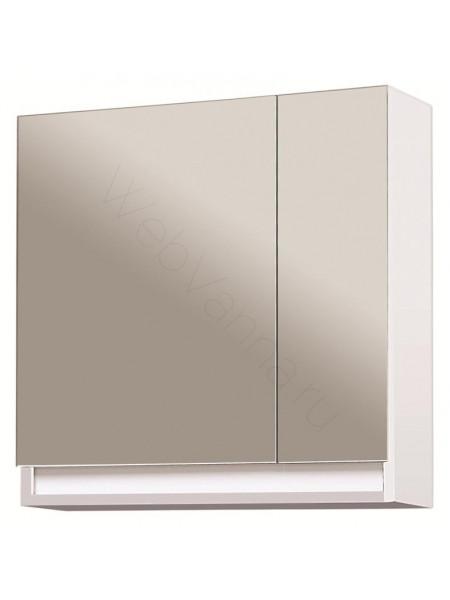 Зеркальный шкаф Valente Massima M500.12, 50 см, белый