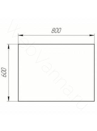 Зеркало Valente Massima M800.11, 80 см
