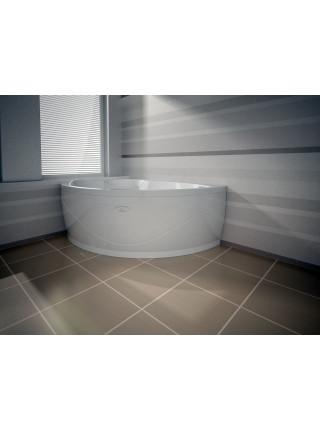 Гидромассажная ванна Wachter Алари 168х120 левая White