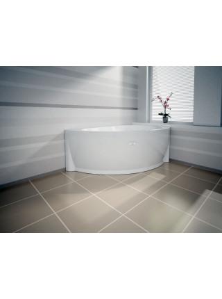 Гидромассажная ванна Wachter Бергамо 168х100 левая White