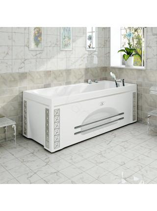 Фронтальная панель к ванне Vannesa Регина, полотенцедержатель