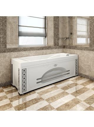 Гидромассажная ванна Wachter Сильвия 168х70 Chrome New