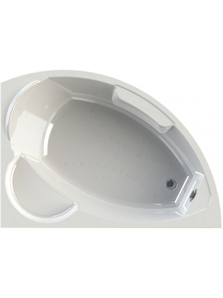 Акриловая ванна Vannesa Алари 168х120 правая