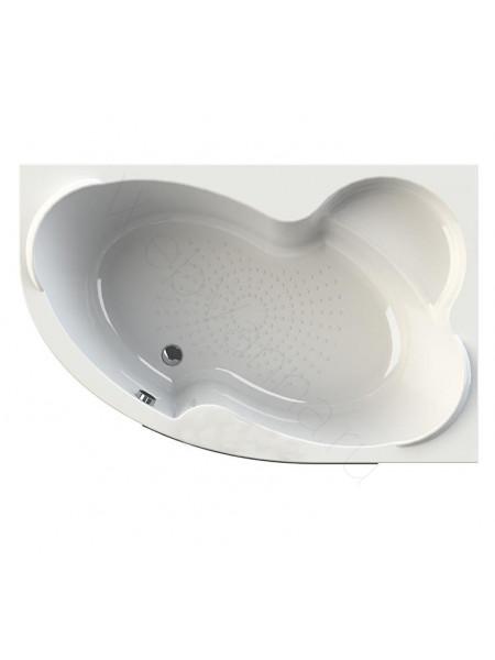 Акриловая ванна Vannesa Ирма 1 169х110 правая