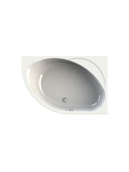Акриловая ванна Vannesa Мелани 140х95 правая