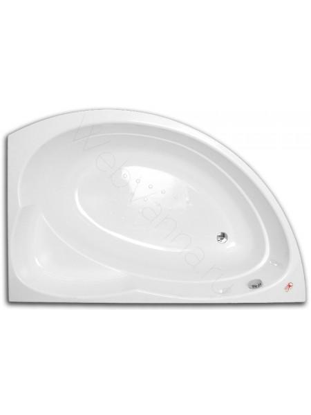 Акриловая ванна Vannesa Модерна 160х100 правая