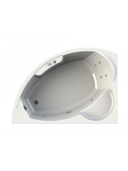 Гидромассажная ванна Wachter Алари 168х120 левая Chrome