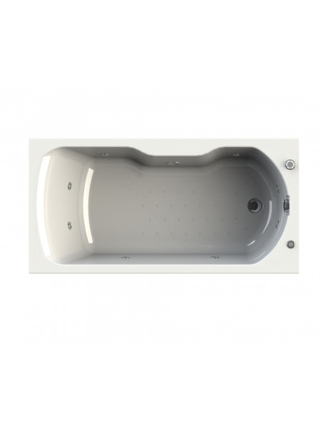 Гидромассажная ванна Wachter Лира 150х75 Chrome