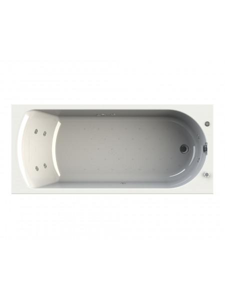 Гидромассажная ванна Wachter Николь 180х80 Chrome