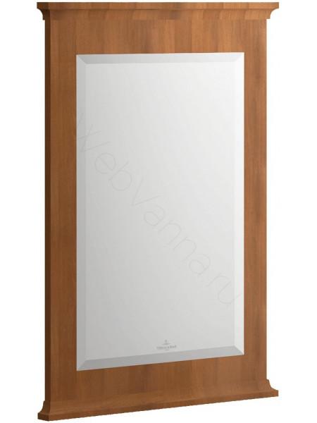 Зеркало Villeroy&Boch Hommage 8565 00 00, 56 см, орех