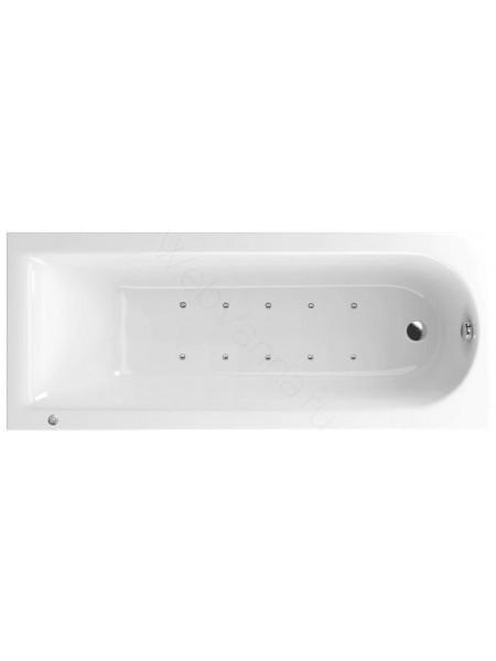 Акриловая ванна Actima Aurum 150х70 Aero
