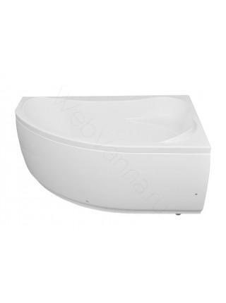 Акриловая ванна Aquanet Capri 170x110 левая/правая, с каркасом