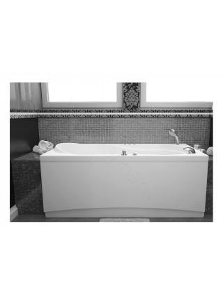 Акриловая ванна Aquanet Corsica 170x75, с каркасом