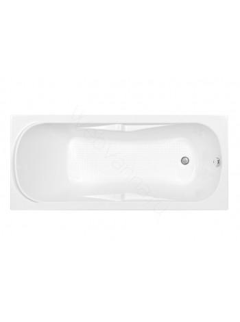 Акриловая ванна Aquanet Rosa 170x75, с каркасом
