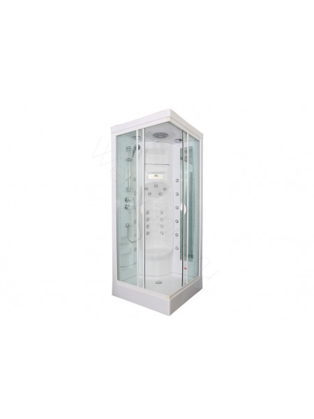 Душевая кабина Aquanet FIJI CUBE 90x90 Г/М