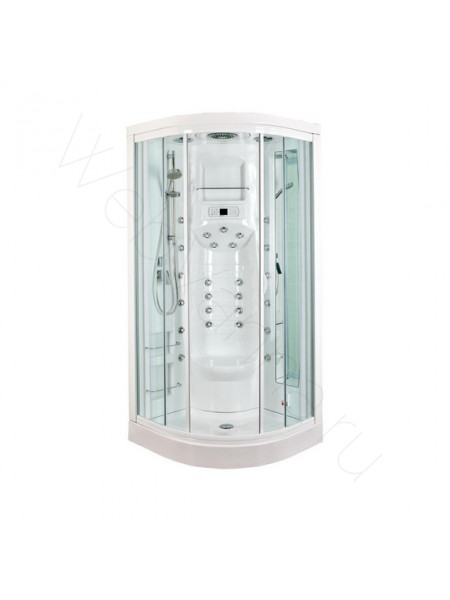 Душевая кабина Aquanet FIJI 95x95 Г/М