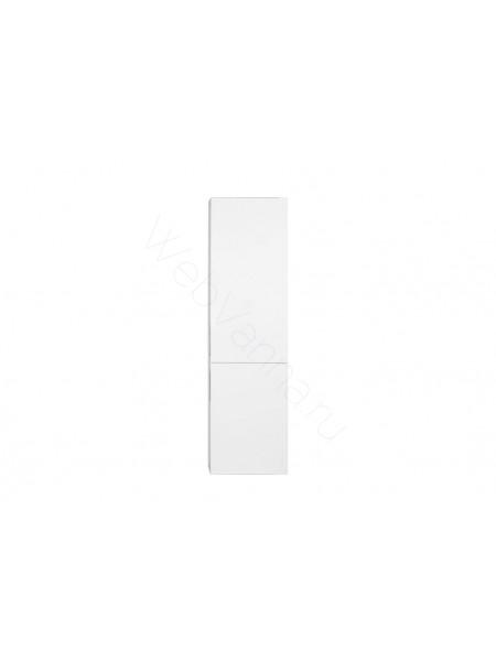 Пенал Aquanet Алвита 44 см, белый