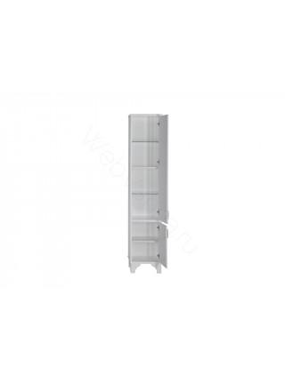 Пенал Aquanet Валенса 40 см, белый матовый