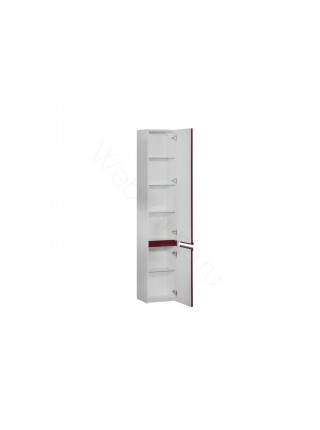 Пенал Aquanet Тиволи 35 см, белый