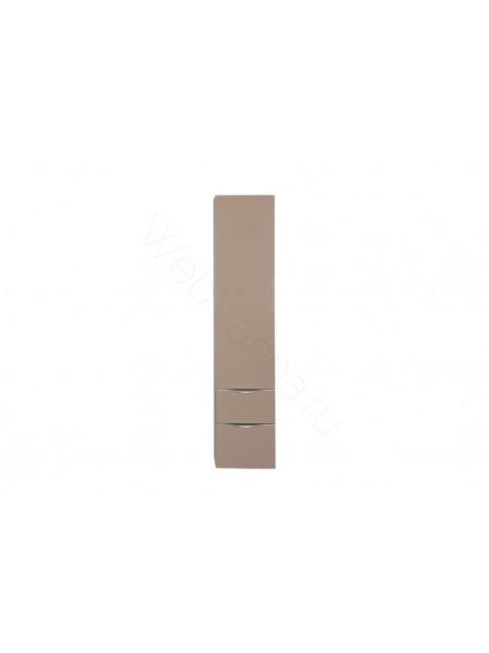 Пенал Aquanet Эвора 40 см, капучино