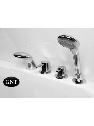 Смеситель на борт ванны Gnt Motana-75