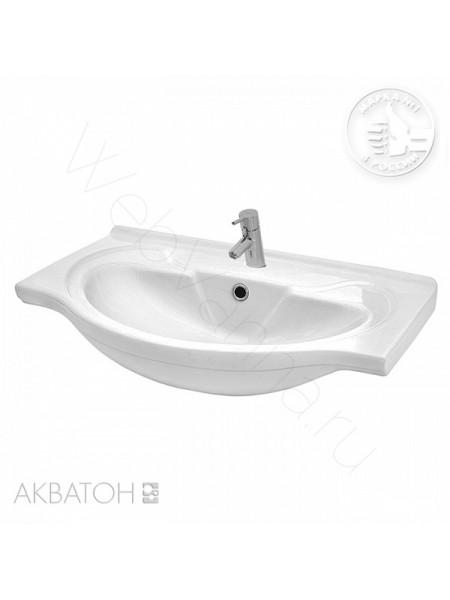 Раковина мебельная Акватон Байкал-65 см