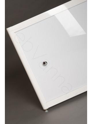 Экран под ванну A-Screen Белый гл. 2 дв. шир. от 1501 до 1700 мм, выс. до 650 мм.