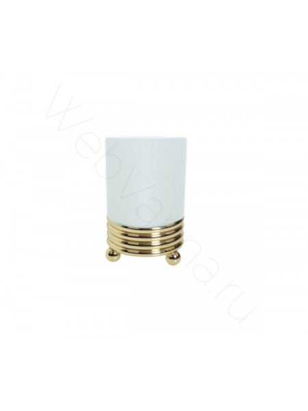Настольный стакан Boheme Hermitage золото