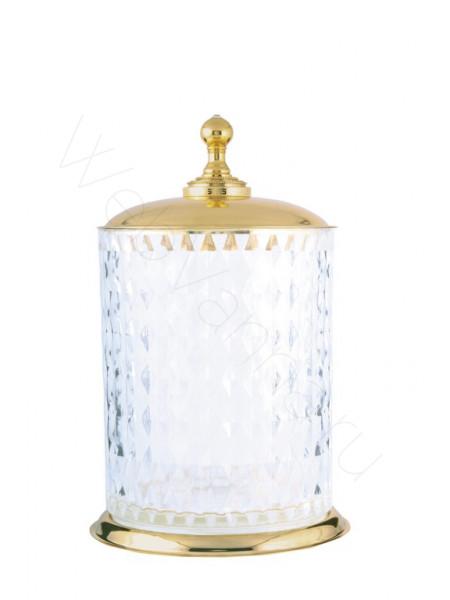 Ведро хрусталь Boheme Imperiale золото