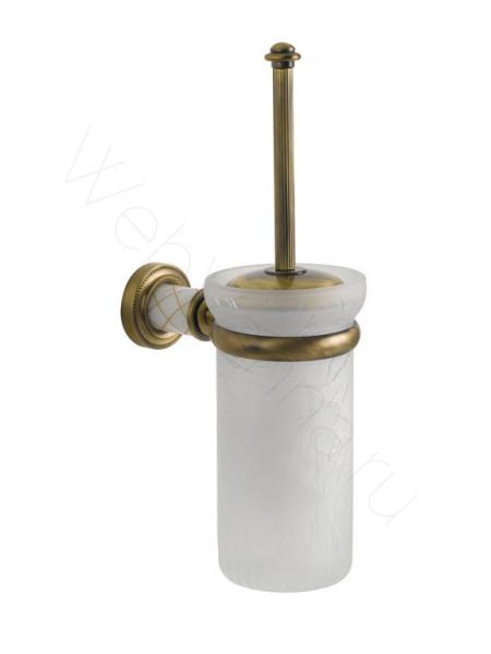 Ершик настенный (стекло) Boheme Murano бронза