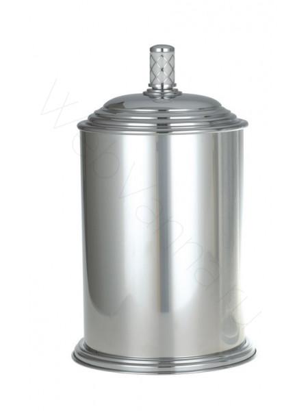 Ведро металл Boheme Murano хром